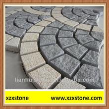 cheap wholesale granite paving stone