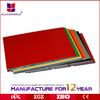 decorative colorful sheet metal cladding