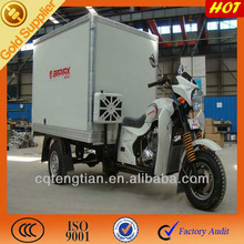 Adult Cargo Container Motor Tricycle