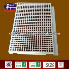 Aluminum curtain wall lightweight building material
