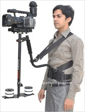 FLYCAM 5000 Stabilizer with Body Pod and Arm Brace body pod camcorder stabilizing system quick release plates