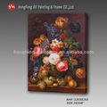 現実的な描画画像壁の芸術の花の花瓶の絵のデザイン