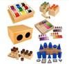 High Quality Factory Wholesale Montessori Toys,Montessori Wooden Toys, Montessori Materials In China