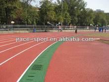 Athletic Polyurethane running track & sport field
