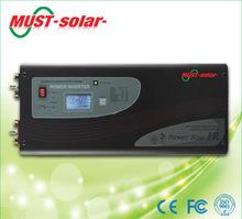 <Must Solar>HOT SALE EP3000 Series 1000w 2000w 3000w 4000w 5000w 6000w inverter DC AC inverter 24v /48v to 220v /230v /240v