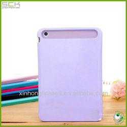 for ipad mini case, tpu and pc combo case for ipad mini case