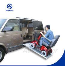 600lbs Handicapped Folding Wheelchair Ramp