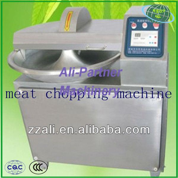 chopping vegetables machine