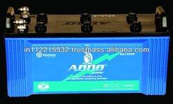 Maintenance Type Flat Plate Battery