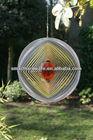 Stainless steel wind spinner