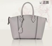 fashion korea nail pu leather handbag,female handbag shoulder bag
