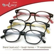 Fashion glasses TR90 Optical frames eyewear