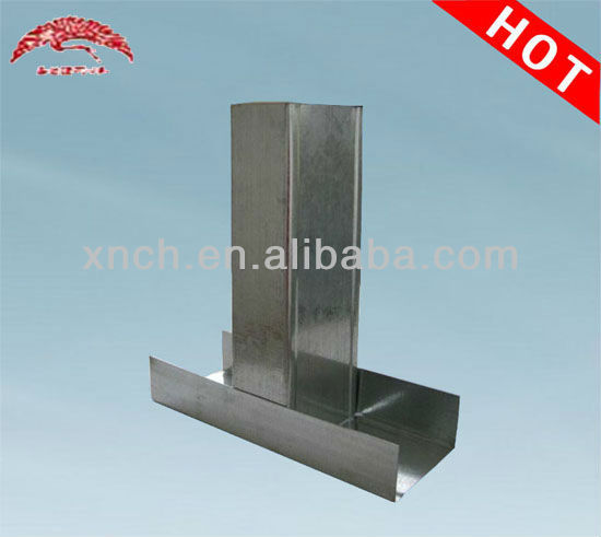 Drywall partition galvanized metal stud price view for Drywall delivery cost