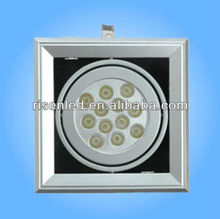 2013 hot sale 12w one head LED Bean container downlight