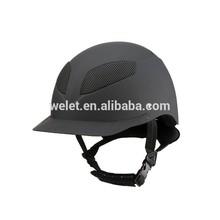 horse helmet WLT-803 BLACK