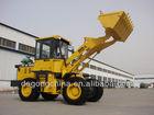 DEGONG 2ton wheel loader