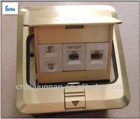 Good Quality Waterproof Floor Power Socket Outlet