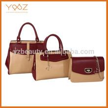 2015 fashion purses and handbags pu lady handbag