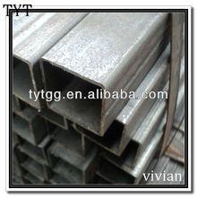 Q235 welded carbon rectangular steel tube