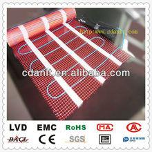infrared radiant floor heating