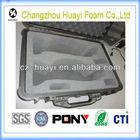 EVA/PE/EPE customized shape foam packaging