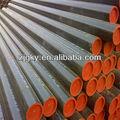 tubo de acero hexagonal