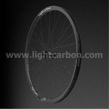 "2014 LIGHTCARBON 29"" MTB pro fixed gear bike wheelset pillar spoke cross country mountain carbon aero wheels"
