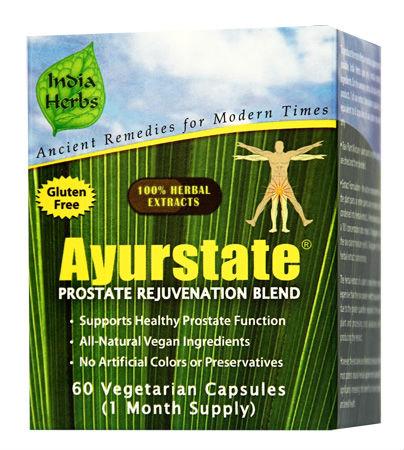 Ayurstate para próstata Normalization