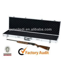 44' w/locks and foam insert NEW Classic Safari Aluminum Gun Case MLD-AC1342