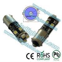 Popular BAX9S led canbus, h6w 8 led, led h6w canbus