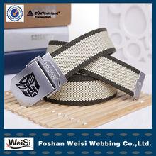 2013 Fashion Casual Military Transformers Nylon Webbing Belt