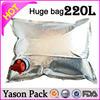 Yason Pack 1L 2L 5L 10L 20L 220L Wine BIB Bag in Box