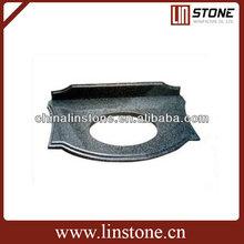 Black Granite Base for Table or Kitchen/Bathroom