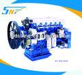 Weichai motor wp12, wp12.336 pesado motor del camión. Wp12 sino de camiones del motor, el motor diesel