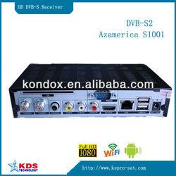 full HD receiver 1080P Azamerica S1001