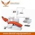 Dental cadeira de design para a mão esquerda/dental cadeira tampa plástica/japão cadeiras odontológicas