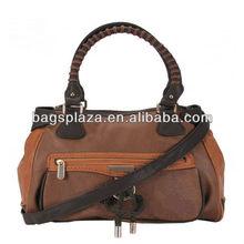 2014 Fashion Stylish Handbag With PU Leather for Ladies FJ29-093