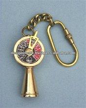 Telegraph Key chain made in Brass