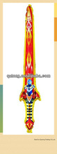 sword balloon/inflatable sword balloon toy/balloon stick