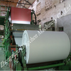 Dingchen machinery! 3200 mm Cultural paper writing paper copying paper making equipment