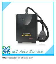 [Authorized Distributor]Super 16 Diagnostic Interface 16-pin OBD II diagnostic connector Launch Super16