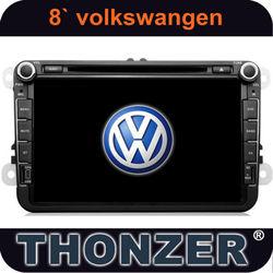 8 inch Car Video For VW VolksWagen(TZ-VW801)