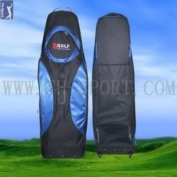 Contemporary funny golf travel bag