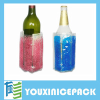 Reusable PVC Beer Bottle Wrap