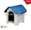Xdpc pp material animal canil, casa de luxo para o cão, doggie casa