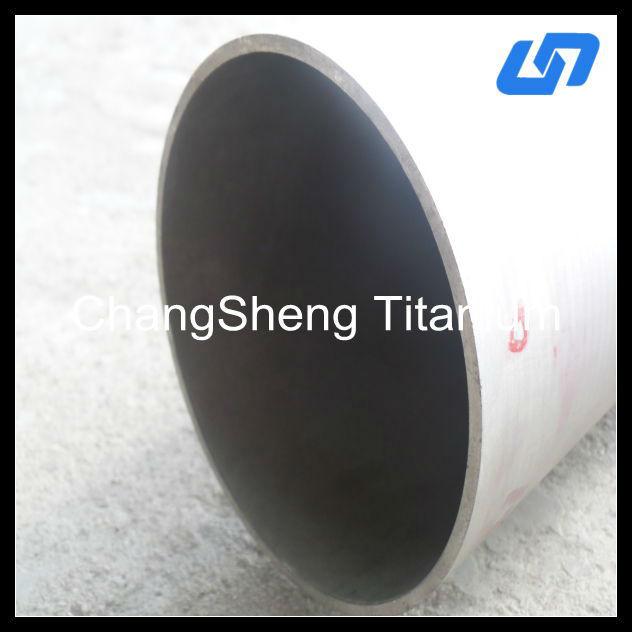 dia420mm titanium seamless pipe for sea pipe