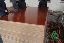 acrylic painting mdf board 1220x2440x18mm