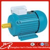 Small three phase ac electric motor
