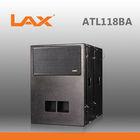 "LAX ATL118BA Professinal Audio Speaker/ Single 18"" Active Subwoofer/ pro audio subwoofer/ line array /active subwoofer"