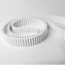 2014 Hot sell H/L/AT10/AT5/AT2/XL/HTD8M typeOpen PU Timing belt /Glass machinery timing belt